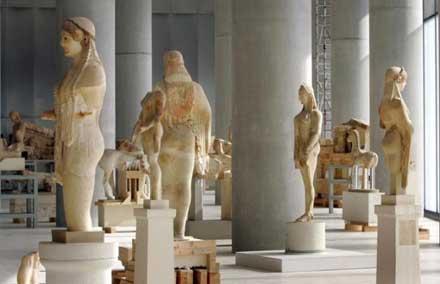 Βραβείο στο Μουσείο της Ακρόπολης από τους Βρετανούς τουριστικούς συντάκτες