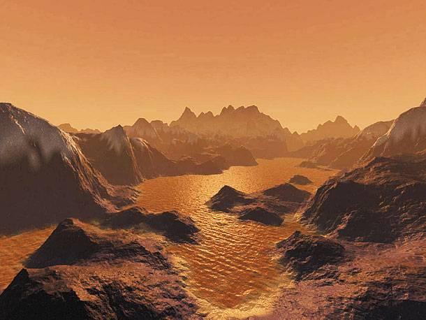 Στον Τιτάνα το μέλλον της Γης;