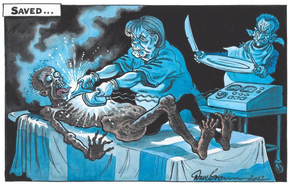 Να σώσουμε τον ελληνικό λαό από τους