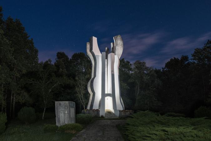 Πρώην Γιουγκοσλαβία: Η φουτουριστική τέχνη σε πλήρη άνθιση...