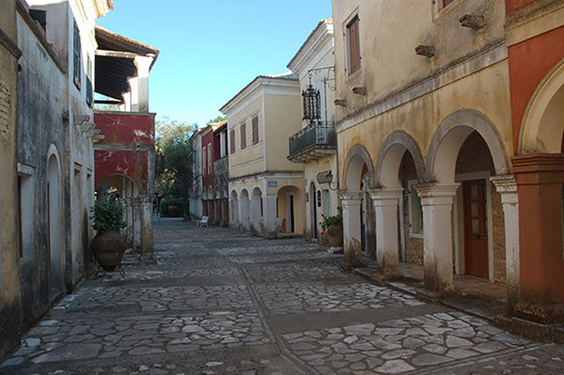 Corfu in the first place: Τop European location for film shooting