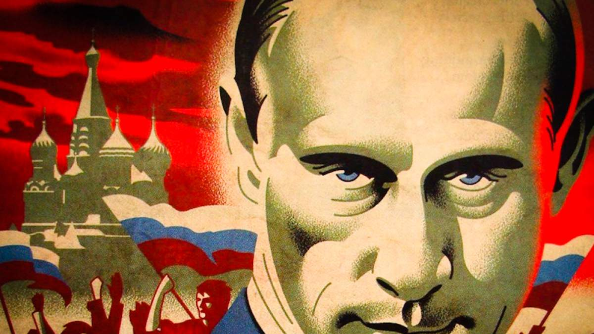 H KGB πίσω από τη σφαίρα επιρροής του «σύγχρονου Τσάρου»;