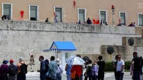 Ελεύθερο το μέλος του Ρουβίκωνα για την επίθεση στη Βουλή