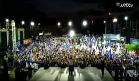Κεντρική ομιλία Μητσοτάκη: Η Θεσσαλονίκη μίλησε, την Κυριακή αλλάζουμε σελίδα