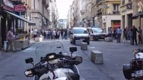 Έκρηξη βόμβας στη Λιόν