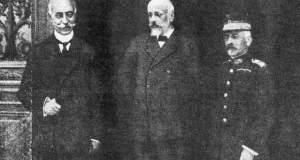 «Νοεμβριανά» 1916: Ο Βενιζέλος, ο βασιλιάς και η επέμβαση της Αντάντ στο Φάληρο