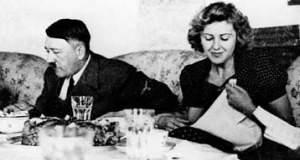 Αδόλφος Χίτλερ και Εύα Μπράουν: Η αυτοκτονία μία μέρα μετά το γάμο τους