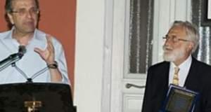 Ο Αντώνης Σαμαράς θα υποδυθεί τον Νίκο Καζαντζάκη. Του Πιτσιρίκου