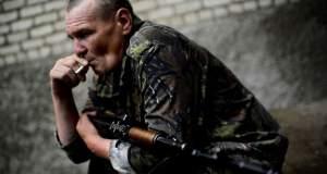 Κατάρριψη ελικοπτέρου στο Σλαβιάνσκ από φιλορώσους