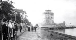 150 χρόνια Λευκός Πύργος μέσα σε 2 λεπτά! [ΒΙΝΤΕΟ]