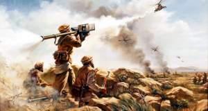 Το τέλος της σοβιετικής εισβολής στο Αφγανιστάν