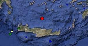 Σεισμός 4,5 ρίχτερ στη Σαντορίνη