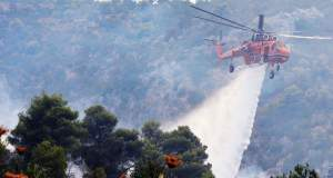 Μετρούν τις πληγές τους μετά τη μεγάλη φωτιά στην Ιεράπετρα