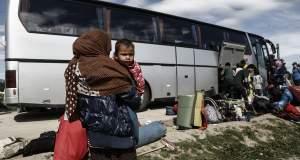 Ολοκληρώνεται η εκκένωση της Ειδομένης και σειρά παίρνει το Ελληνικό