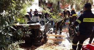 Νεκρός εργάτης στο Βιοτεχνικό Πάρκο Χανίων