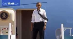 Ο Κλίντον «έστησε» και τον Ομπάμα: Τι θα γίνει Μπιλ; Θα φύγουμε; [Βίντεο]