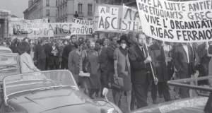 Ημερίδα για τους αυτο-εξόριστους Έλληνες της δικτατορίας στο Παρίσι