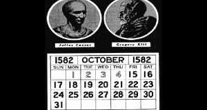 5η Οκτωβρίου 1582: Η ημέρα που «δεν υπήρξε» ποτέ!
