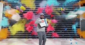 Το πιο εντυπωσιακό βίντεο κλιπ που έχετε δει: Μια στιγμή… τεσσάρων λεπτών