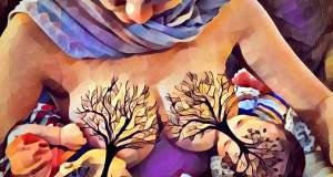 Το Δέντρο της Ζωής: Η τέχνη της μητρότητας γίνεται έργο τέχνης [ΦΩΤΟΓΡΑΦΙΕΣ]