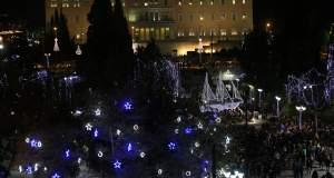 Πώς να περάσετε τα Χριστούγεννα στην Αθήνα