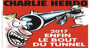 Το πρωτοσέλιδο του Charlie Hebdo για τη δεύτερη επέτειο του μακελειού