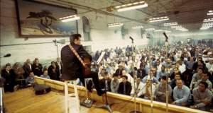 Folsom Prison: Ο πρώτος δίσκος που ηχογραφήθηκε σε φυλακή