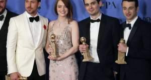 Το «La La Land» σάρωσε τις Χρυσές Σφαίρες