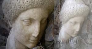 Η κακοκαιρία «ξέθαψε» αρχαιολογικό θησαυρό στην Κρήτη!