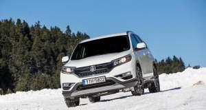Honda CR-V: 1600 κυβικά & τετρακίνηση από 37.600 ευρώ