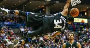 Ο Αντετοκούμπο βασικός στο All Star Game του NBA!