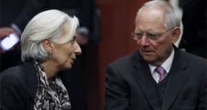 Λαγκάρντ σε Σόιμπλε: Το ΔΝΤ θέλει να παραμείνει στο ελληνικό πρόγραμμα