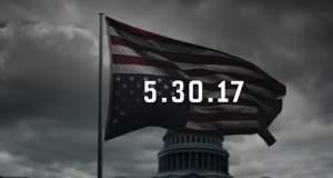 Το House of Cards έβγαλε το trailer της νέας σεζόν την ώρα της ορκωμοσίας Τραμπ κι είχε κάτι να πει…
