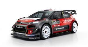 Νέο Citroen C3 WRC: Έτοιμο για το Παγκόσμιο Πρωτάθλημα Ράλι του 2017
