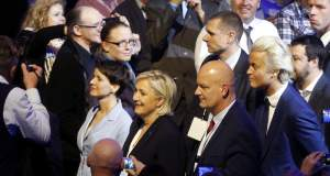 Ραντεβού στη Γερμανία δίνουν 4 ακροδεξιοί ηγέτες