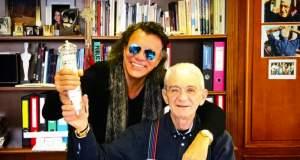 Ο Ψινάκης έδωσε δώρο στον Μπουτάρη μια… αλατιέρα