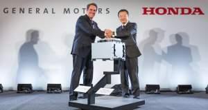 Κυψέλες καυσίμου από κοινοπραξία GM και Honda