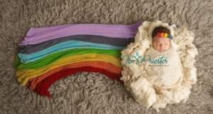 Το μωρό του ουράνιου τόξου και η υπέροχη ιστορία του!