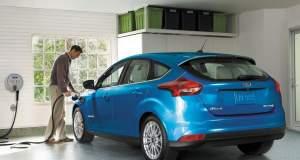 Ηλεκτρικό Ford Focus με φόρτιση σε μισή ώρα