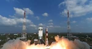 Μαζική εκτόξευση δορυφόρων στην Ινδία [ΒΙΝΤΕΟ]