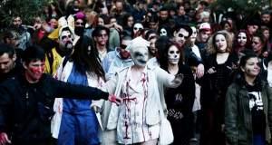 «Νεκροζώντανοι» στο κέντρο της Αθήνας