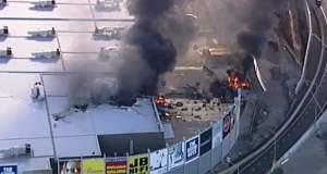 Αυστραλία: Πέντε νεκροί από συντριβή μικρού αεροπλάνου σε εμπορικό κέντρο [ΒΙΝΤΕΟ]