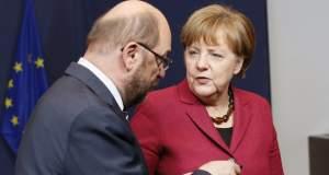 Επανακτά το προβάδισμα η συντηρητική Χριστιανοδημοκρατική Ένωση της Μέρκελ
