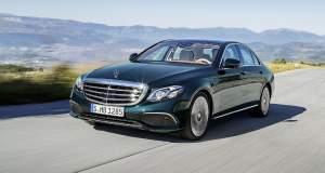 Μια «πράσινη» Mercedes
