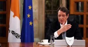 Αναστασιάδης: Κρίσιμη η περίοδος μέχρι το δημοψήφισμα στην Τουρκία