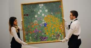 Έναντι 59 εκατ. δολαρίων πουλήθηκε ο πίνακας του Γκούσταβ Κλιμτ, «Κήπος με τα λουλούδια»