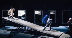 «Καλιγούλας» με Στάνκογλου και Blaine Reininger live επί σκηνής [ΒΙΝΤΕΟ]