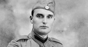 Ο ήρωας της Αντίστασης Ναπολέων Σουκατζίδης στις Βρυξέλλες