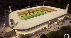 Κατατέθηκε η τροπολογία για το γήπεδο της ΑΕΚ στη Ν. Φιλαδέλφεια