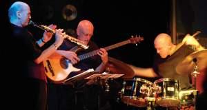Τρεις κορυφαίοι της τζαζ στο Half Note